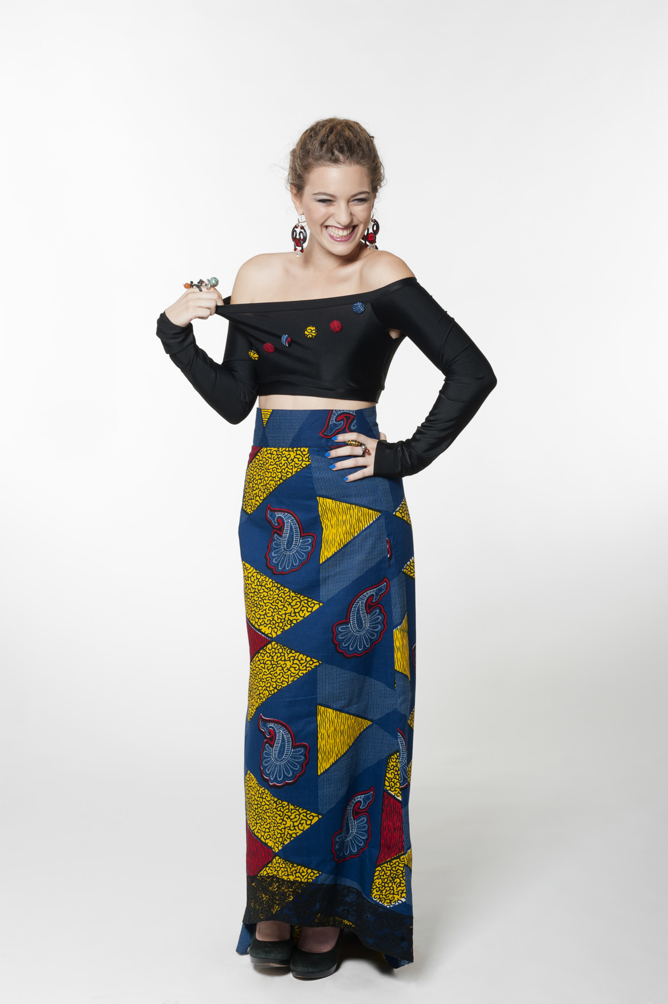 Model Mary Kaye